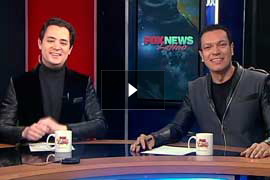 Watch Video: Fox News Latino - Dr. Yager
