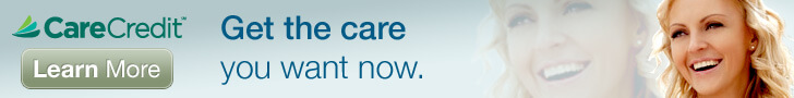 Care Credit - Learn More - Get the care you want now.