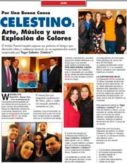 MAGAZINES & PUBLICATIONS: Gallery Celestino
