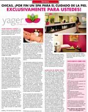 Magazines & Publications: Yager Esthetics | Estética™