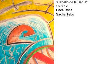yGallery Dual Exhibition Featuring Rigo Peralta & Sacha Tebo. May 30th,