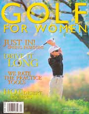 Magazines & Publications: Golf for Women - Dr. Yager talks about risks and rewards of Laser Technology