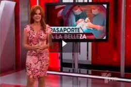 Television Appearances: Video - Al Rojo Vivo – Dr. Yager es citado como experto en la belleza Latina.